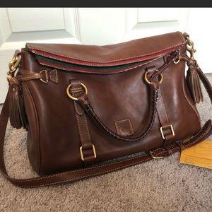 Beautiful Florentine satchel